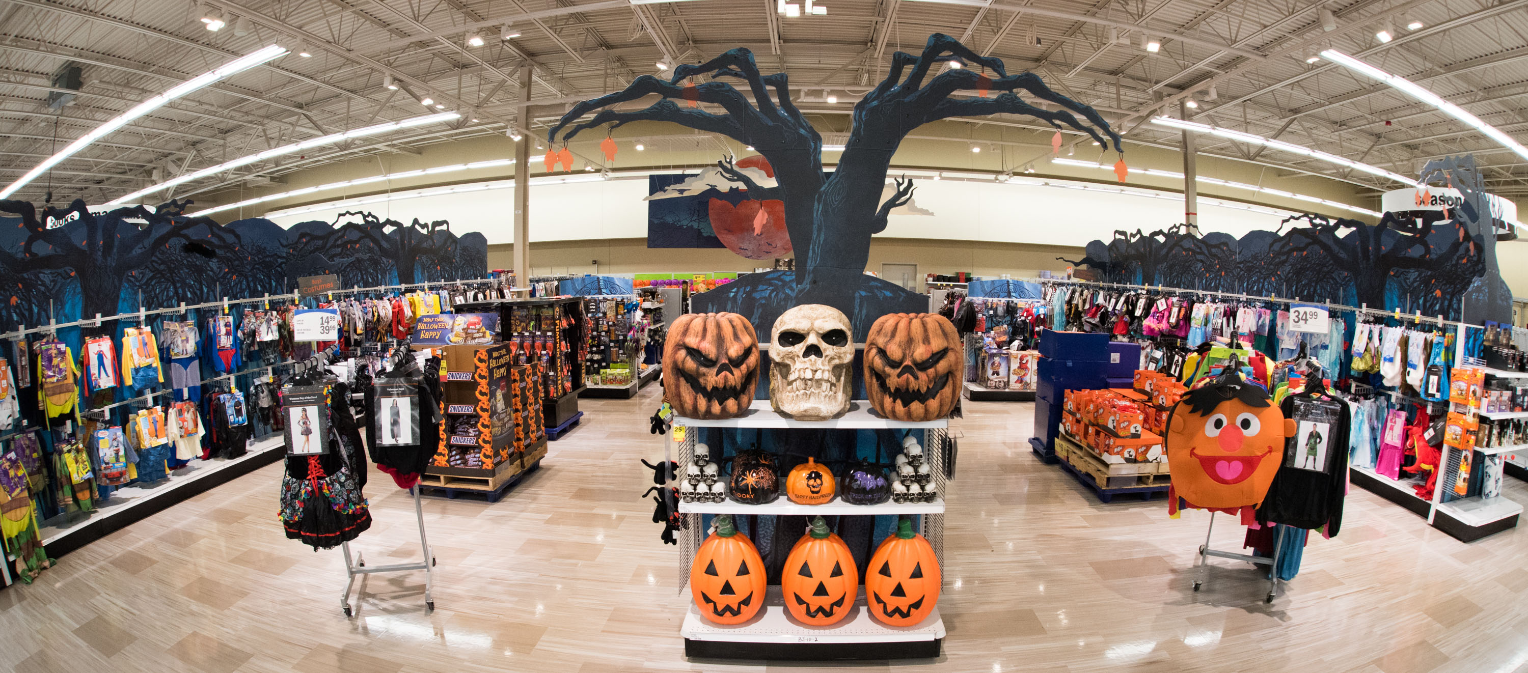 Halloween Store Costumes Decorations LA