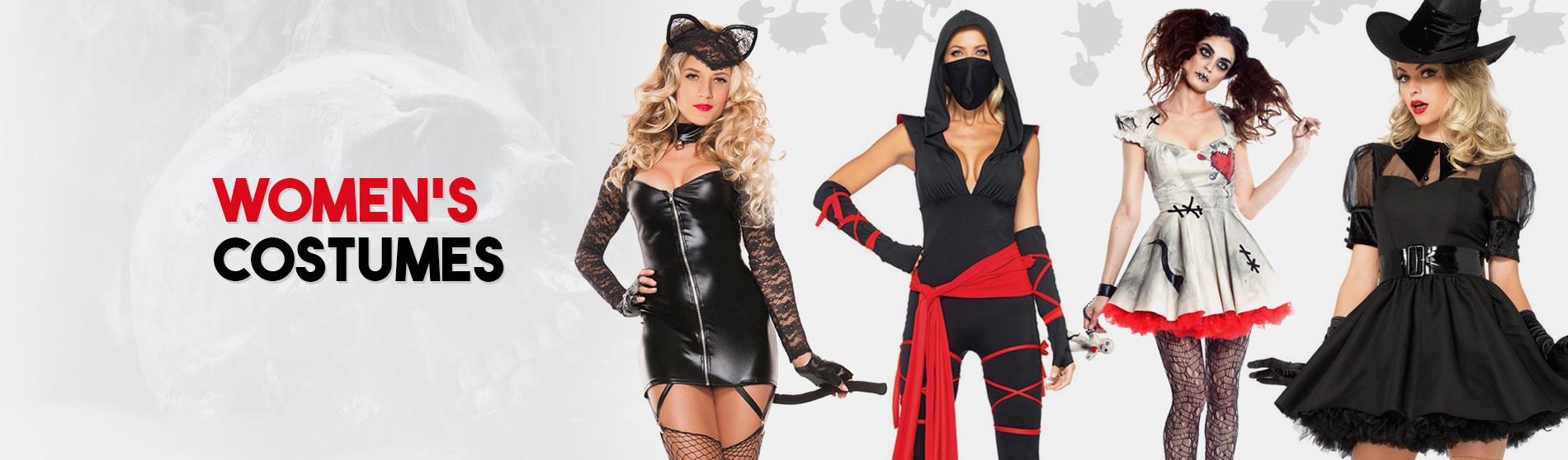 Glendale Halloween Store - Womens Costumes