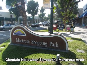 Montrose Shopping Park Halloween Store Costumes