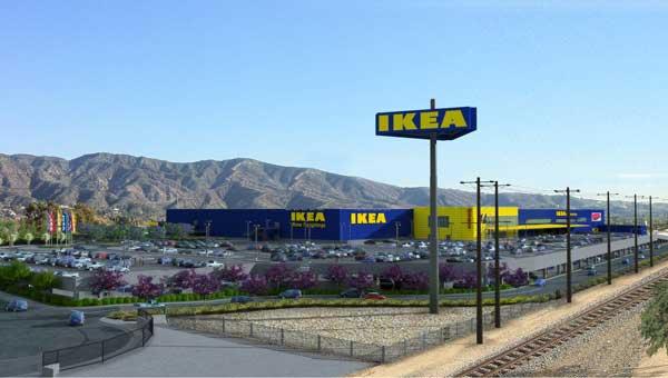 IKEA-Burbank-Halloween-Store