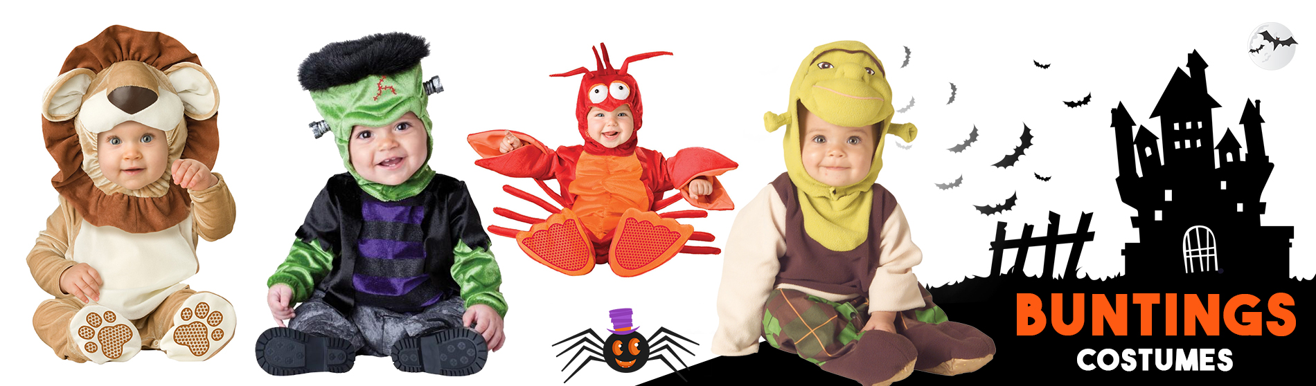 Glendale Costumes Buntings Design For Toddlers