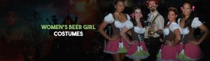 Womens Beer Girl Costumes