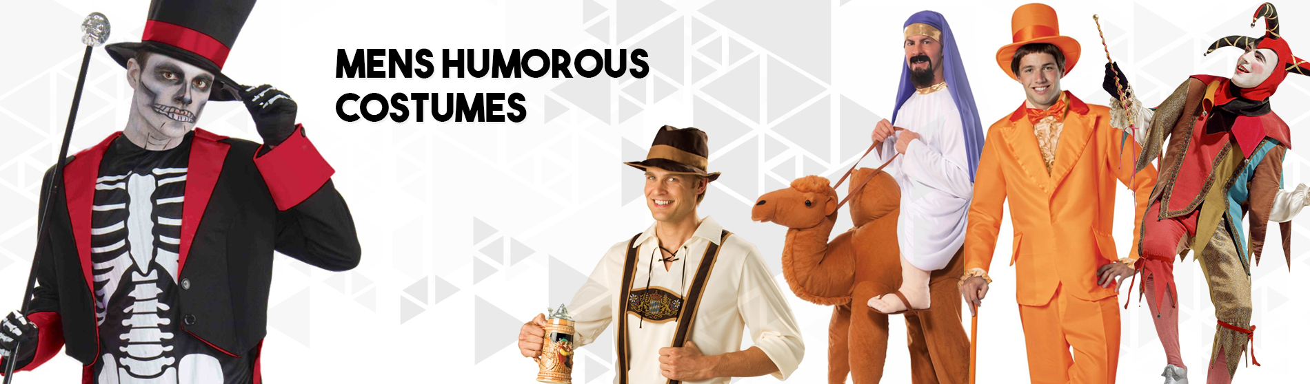Mens Homorous Costumes