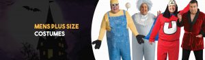Mens Plus Size Costumes