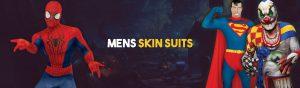 Mens Skin Suits