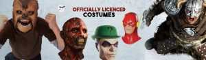 Officially Licenced Masks