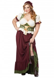 plus size costume-min