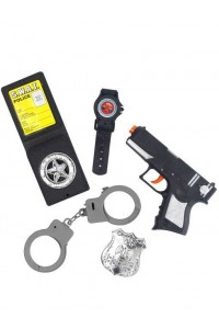 Smf-23842-Police-Set-Costume-Cop-Accessory-Set-700