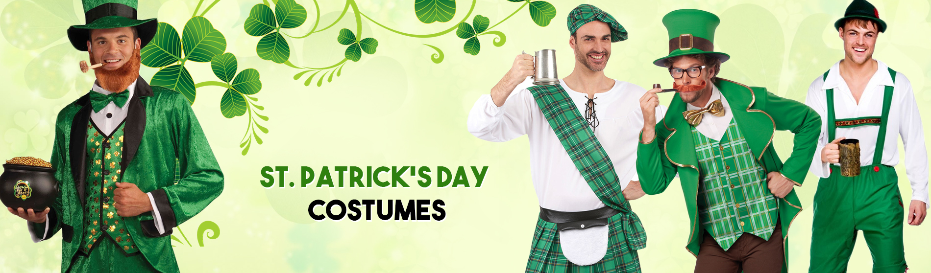 St.Patricks Day Costumes