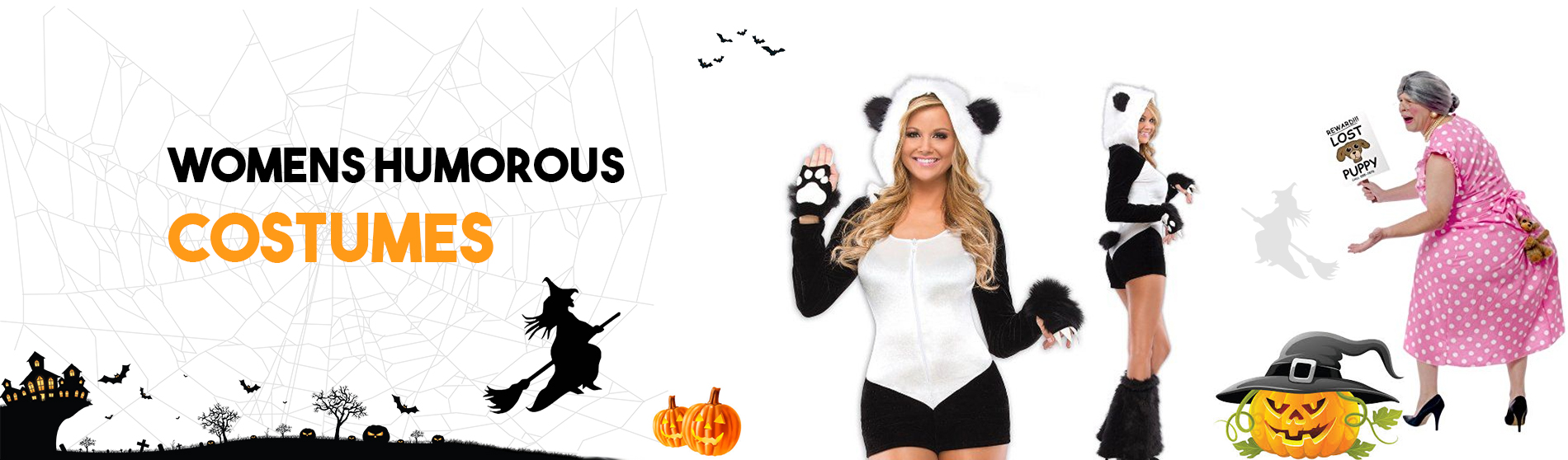 Womens Humorous Costumes