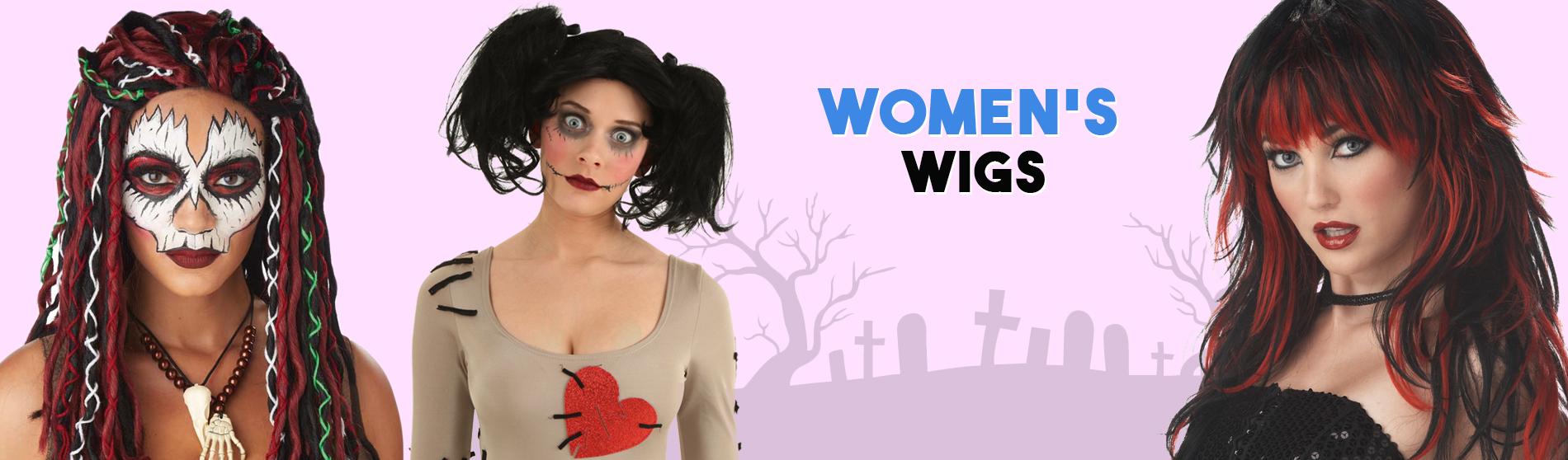 Womens Wig