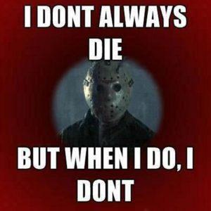 Halloween Memes Jason Voorhees