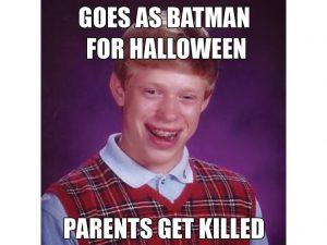 Halloween Memes Batman