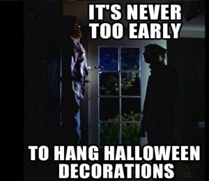 Halloween Memes Decorations