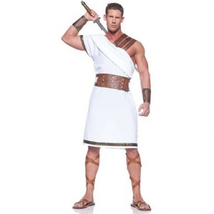 mens greek costume