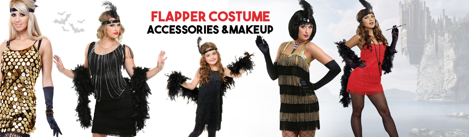Flapper-Costume-Accessories-Makeup