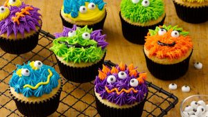 Halloween Cupcakes Cup Cakes Desserts Monsters