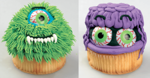Halloween Cupcakes Cup Cakes Desserts Scary