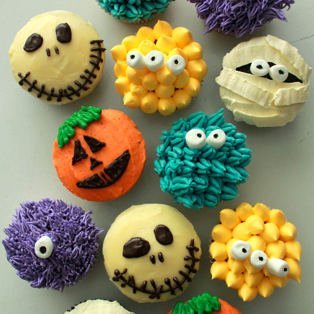 Halloween Treats Recipes Pictures