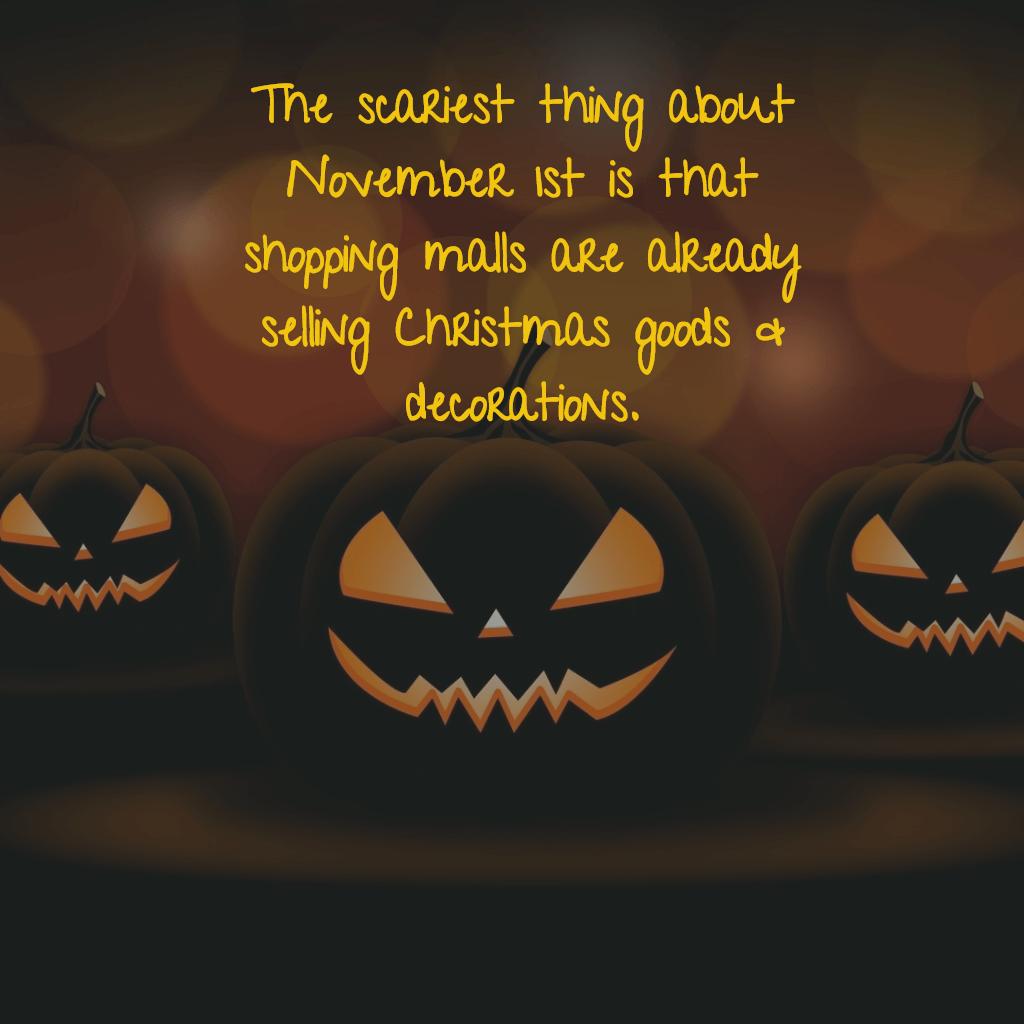 Halloween Quotes 1