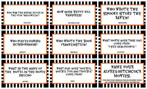 Halloween Trivia Questions Riddles