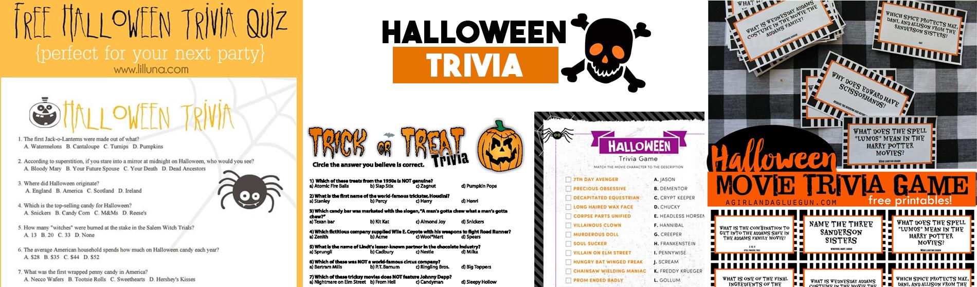 Halloween-Trivia