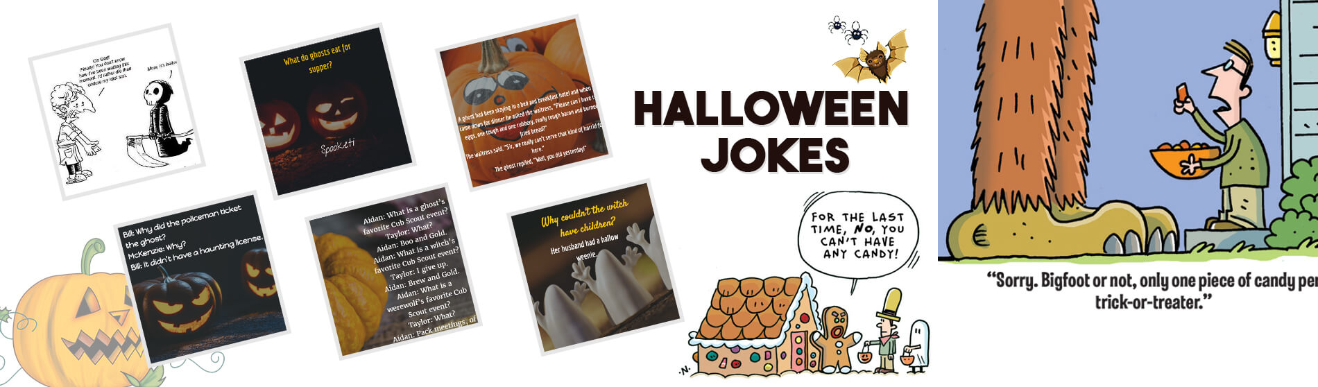 Halloween-jokes