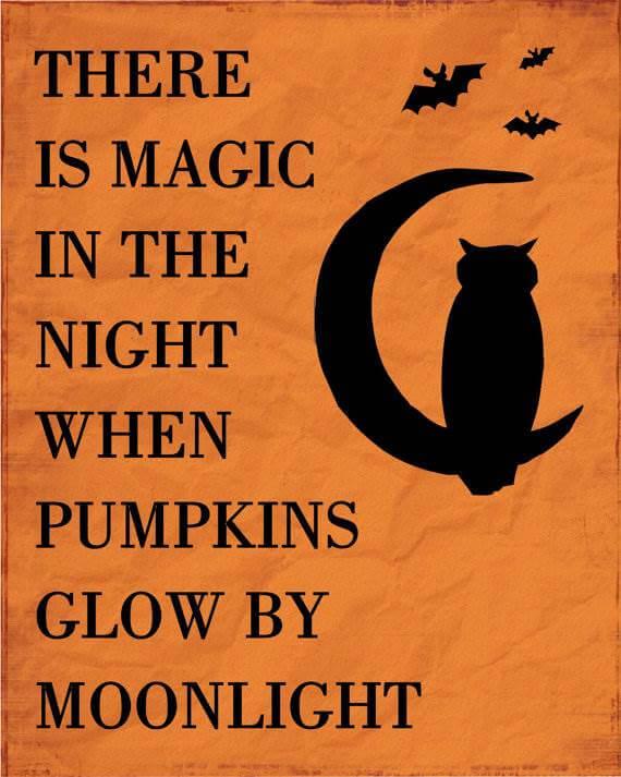 Happy Halloween Quotes pumpkins