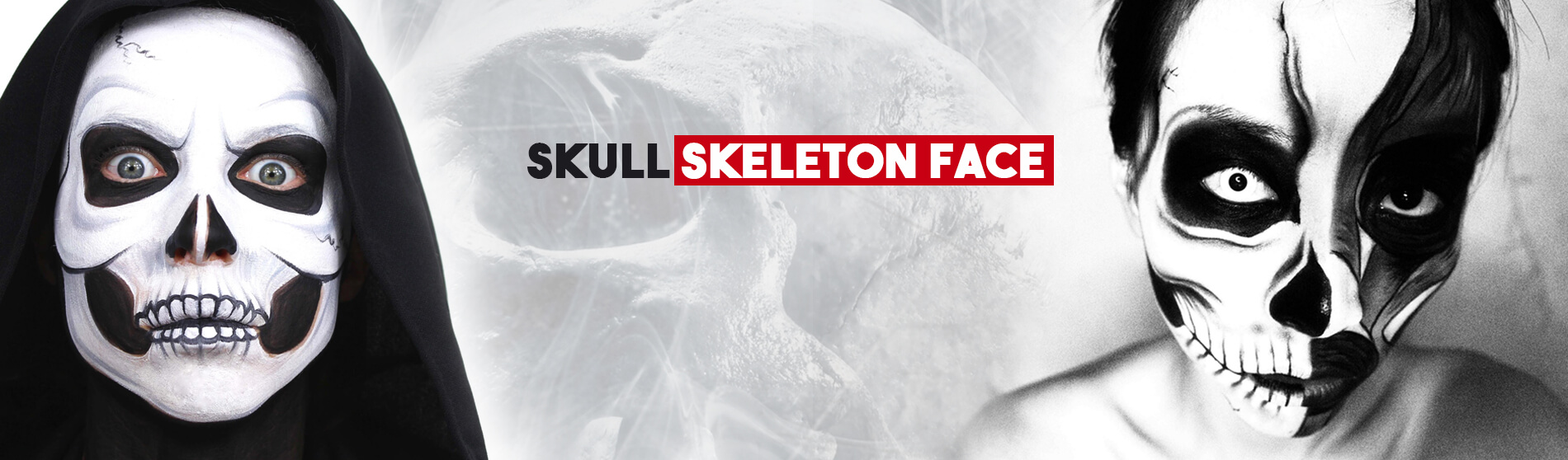 Skull-Skeleton-Face