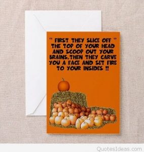 funny halloween cards funny sayings pupmkin design
