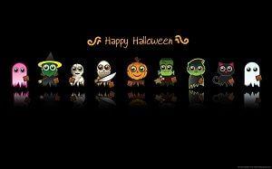 Halloween Cute Characters