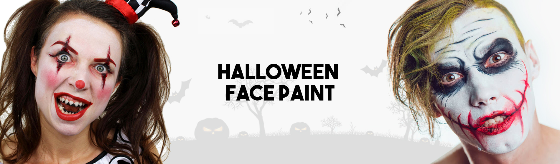 halloween face paint ideas | glendalehalloween