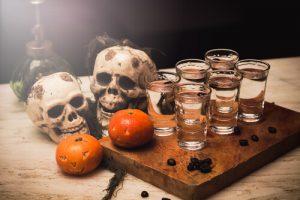Halloween Alcoholic Drinks 1