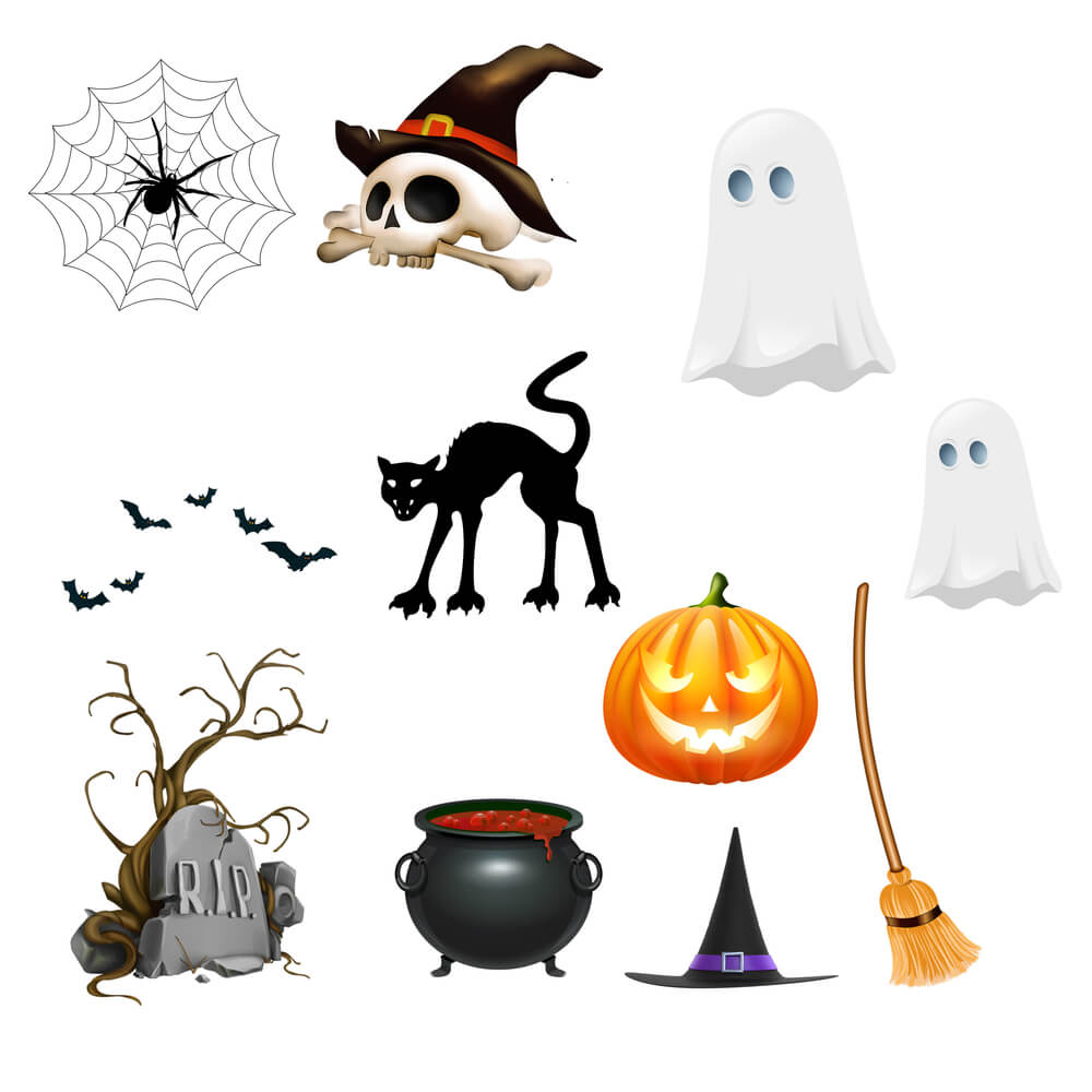 halloween clipart 4