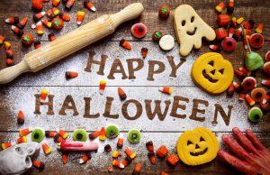 Halloween Cookies 3