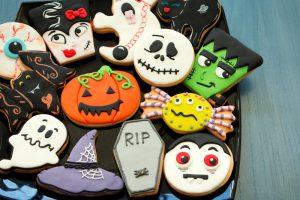 Halloween Cookies 4