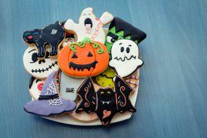 Halloween Cookies 5