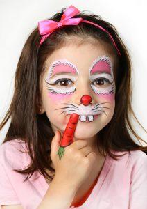 halloween face paint idea 1