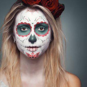 halloween face paint idea 2