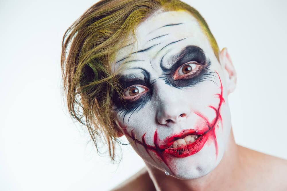halloween face paint idea 4