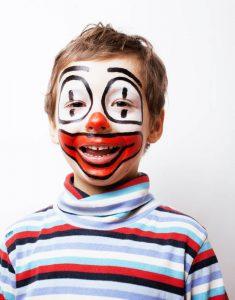 halloween face paint idea 5