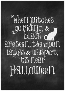 Happy Halloween Quotes Black Cat
