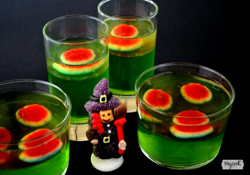 if you want to get the best out of your halloween season try out our favorite halloween jello shots recipes - Best Halloween Jello Shots
