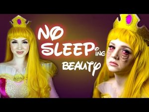 no sleeping beauty