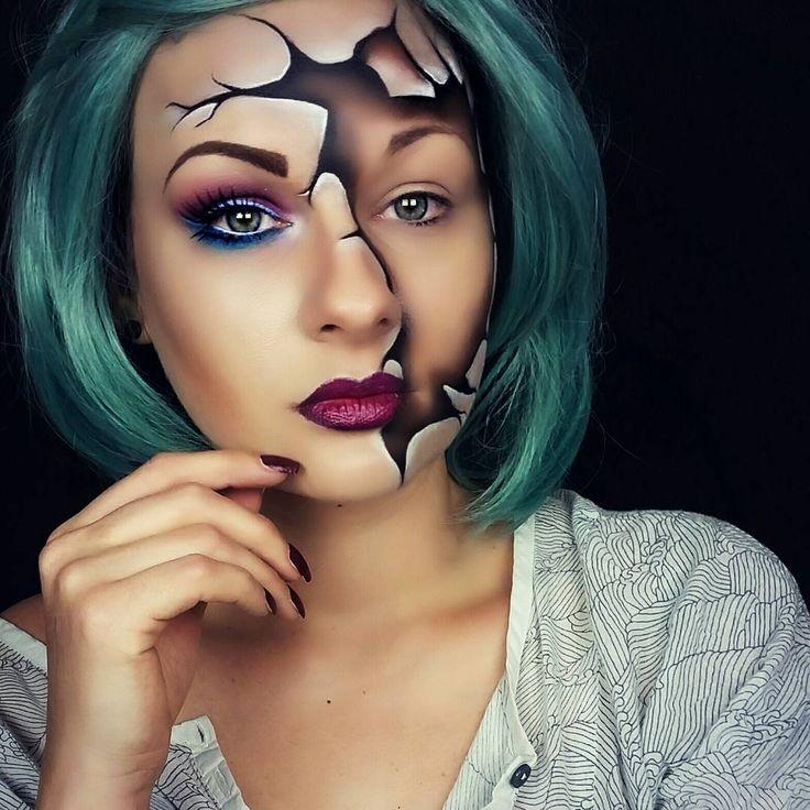 Halloween Makeup Consultant
