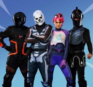 Fortnite Halloween Costumes