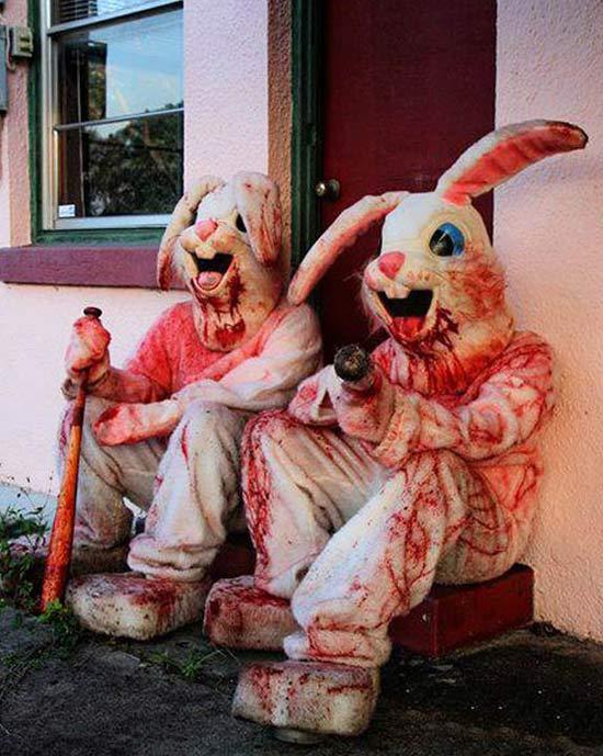 Halloween Blood Costumes
