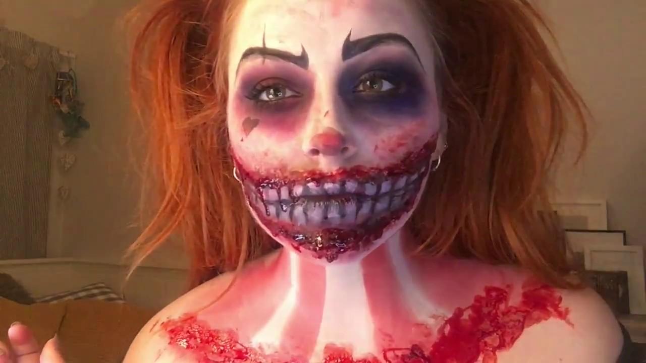 Halloween Cheekbones