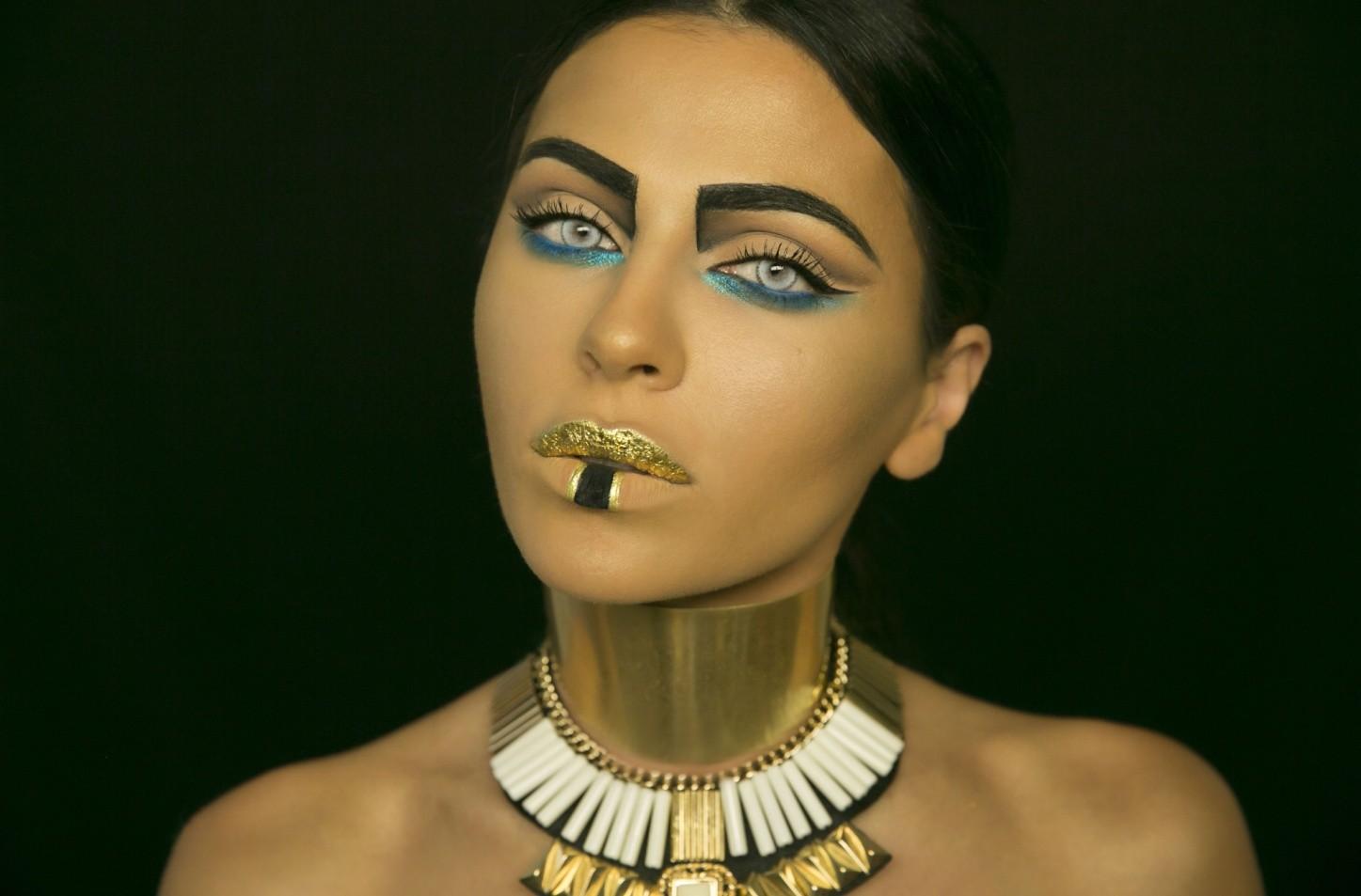 Halloween Makeup Jewelry