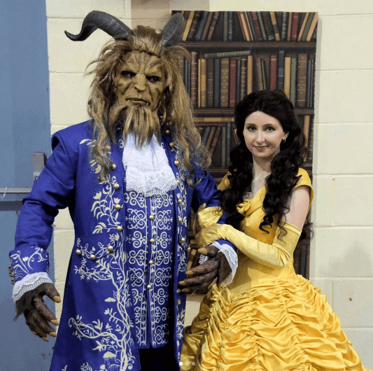 Beauty And The Beast- Living The Disney Fantasy